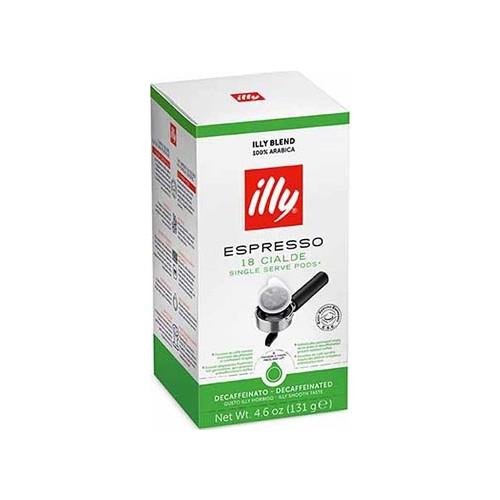 illy Ese Pod Kafeinsiz Kahve (18 Adet)