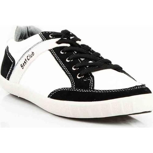 Best Club Erkek Günlük Ayakkabı 32114 Beyaz-Siyah