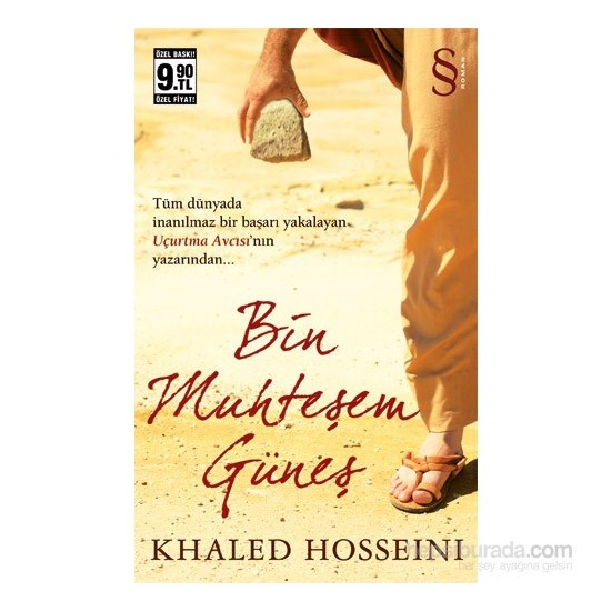 Bin Muhteşem Güneş (Cep Boy) - Khaled Hosseini