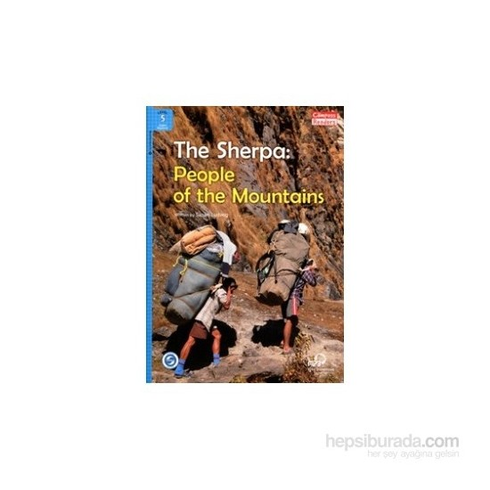 The Sherpa: People Of The Mountains + Downloadable Audio (Compass Readers 5) A2-Susan Ludwig