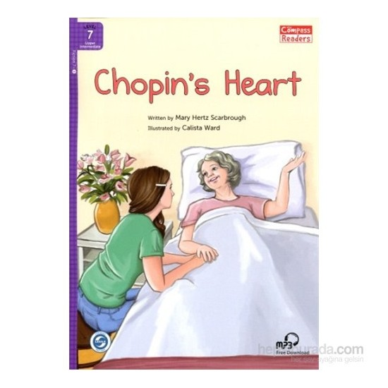 Chopin'S Heart +Downloadable Audio (Compass Readers 7) B2-Mary Hertz Scarbrough