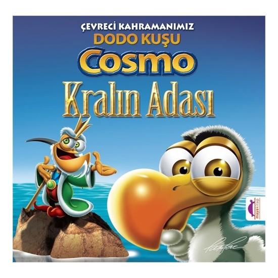 Dodo Kuşu Cosmo'Nun Adası: Kralın Adası-Pat Rac