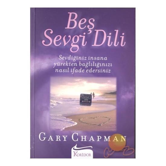 Beş Sevgi Dili - Gary Charpman