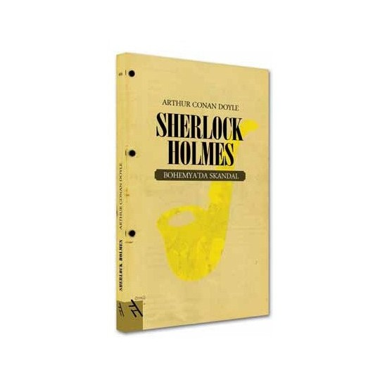 Sherlock Holmes - Bohemya'Da Skandal-Sir Arthur Conan Doyle