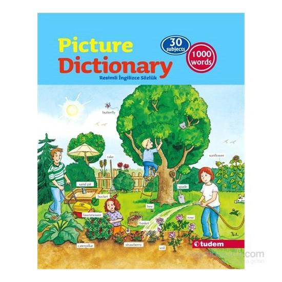 Picture Dictionary: Resimli İngilizce Sözlük-Kolektif