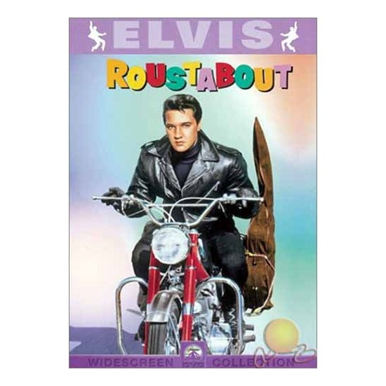 Roustabout ( DVD )