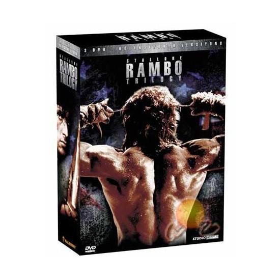 Rambo Trilogy (3 DVD)
