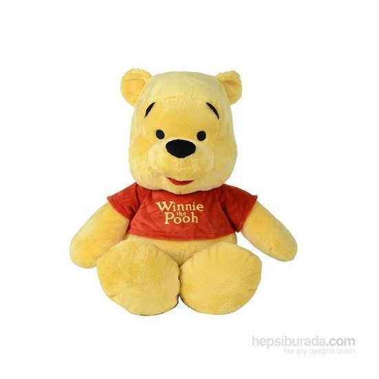 Disney Wtp Temalı - Pooh Big Head 25Cm