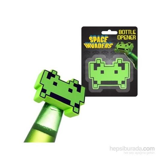 Space Invaders Bottle Opener Şişe Açacağı