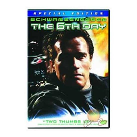 The 6TH Day (Altıncı Gün) ( DVD )