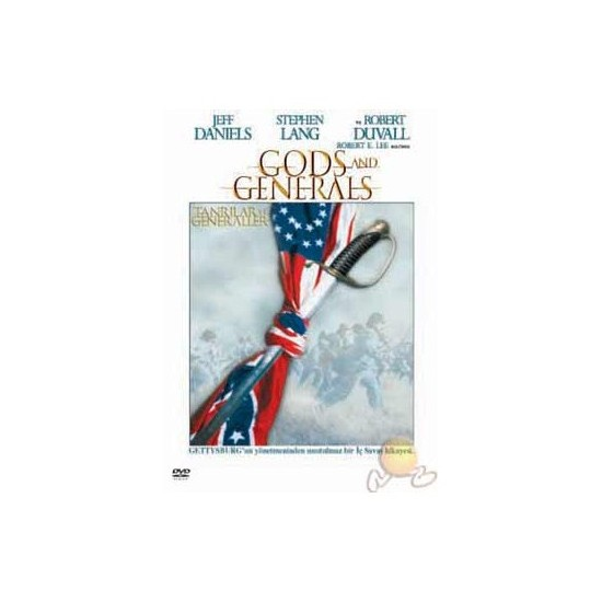 Gods And Generals (Tanrılar ve Generaller) ( DVD )