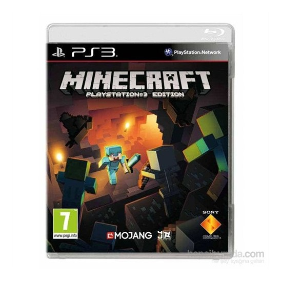 Minecraft Ps3 Oyun