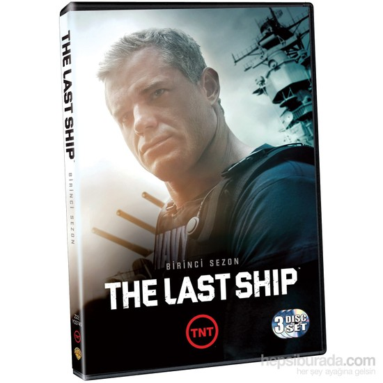 Last Ship Season 1 (Last Ship Sezon 1) (Dvd)