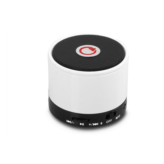 Mikado MD-10BT Beyaz Bluetooth Speaker