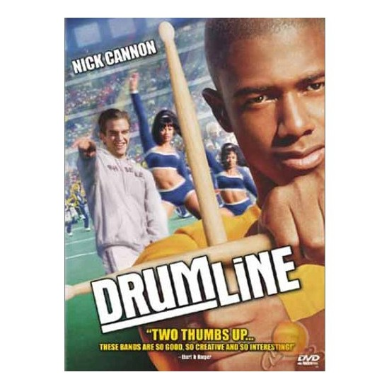 DrumLine (Yüksek Ritm) ( DVD )