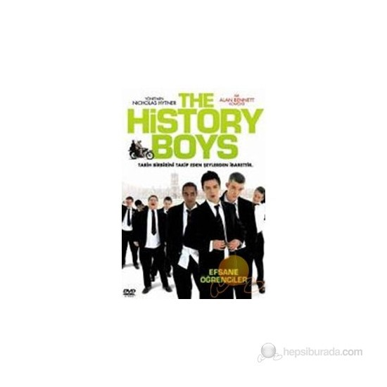 History Boys (Efsane Öğrenciler)