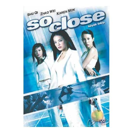 Shuqi.org - So Close - DVD Details