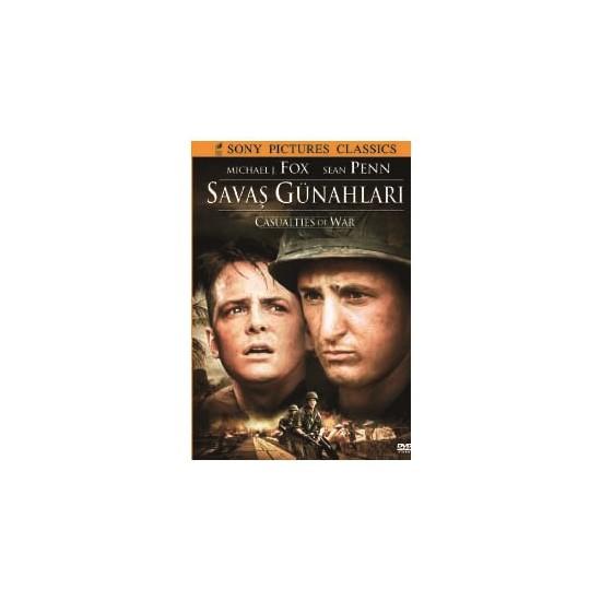CasualTies Of War (Savaş Günahları) ( DVD )