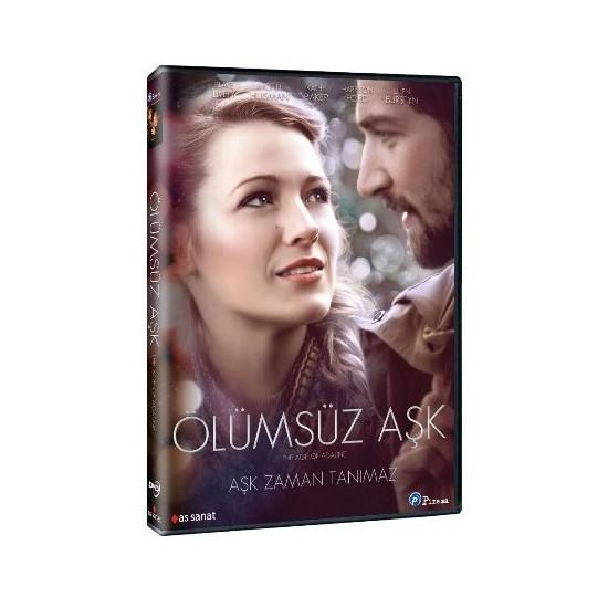 The Age Of Adaline (Ölümsüz Aşk) (DVD)