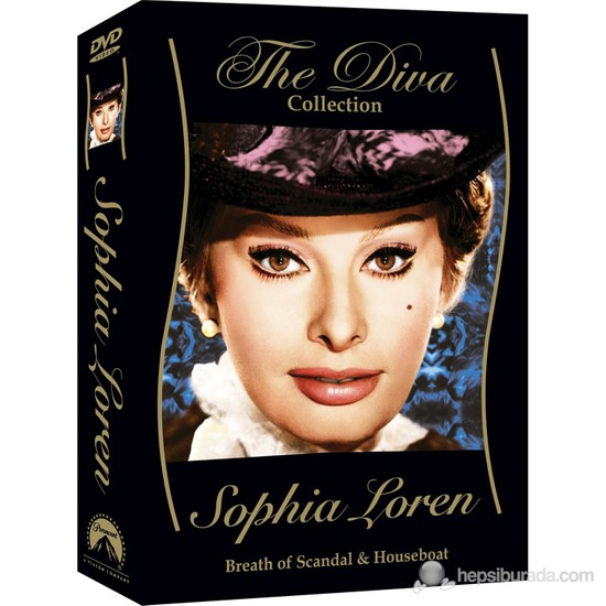 The Diva Collection: Sophia Loren (2 DVD 2 Film)