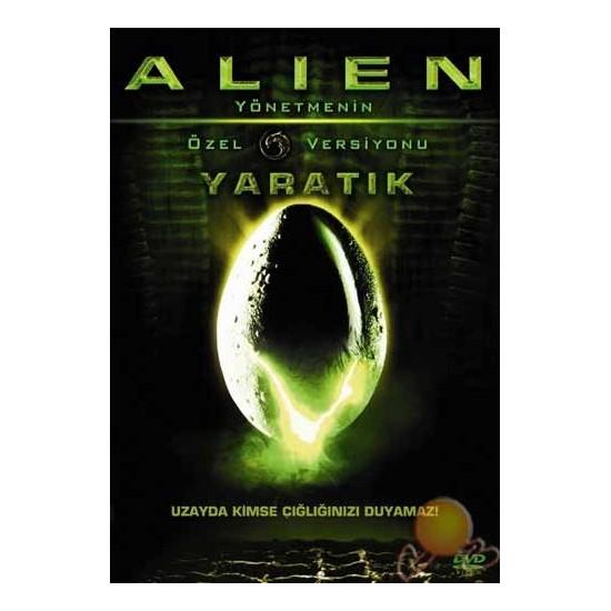 Alien (Yaratık) ( DVD )