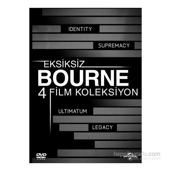 Bourne 4 Film Koleksiyon (DVD)