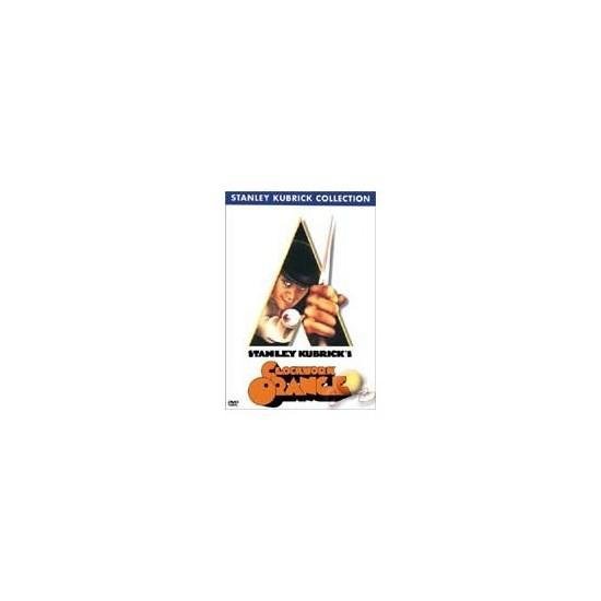 Clockwork Orange (Otomatik Portakal) ( DVD )