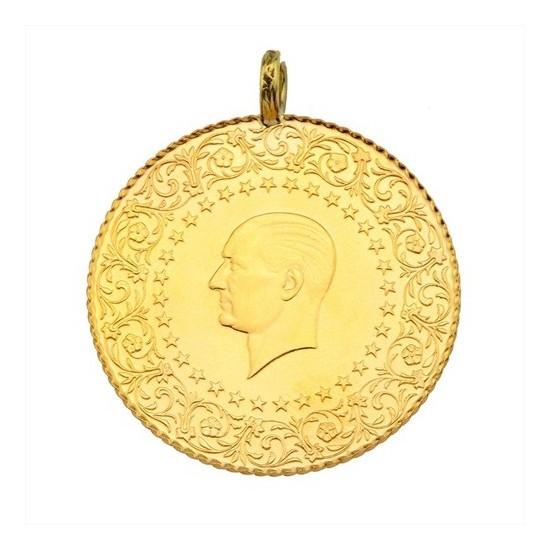 Yarım Altın 2021 Yeni Tarihli (Kulplu)