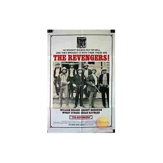The Revengers (intikamcılar)