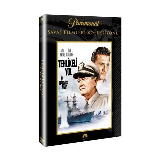 In Harm's Way (Tehlikeli Yol) ( DVD )