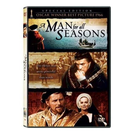 A Man For All Seasons (Her Devrin Adamı) ( DVD )