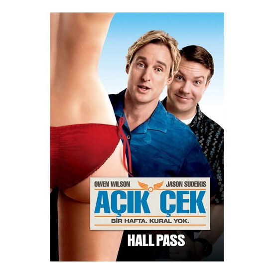 Hall Pass (Açık Çek)