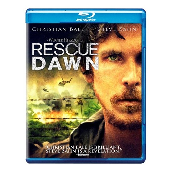 Rescue Dawn (Şafak Harekatı) (Blu-Ray Disc)