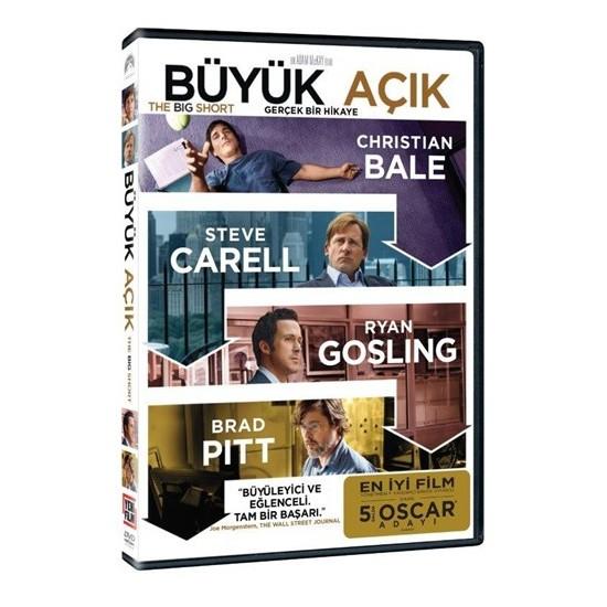 The Big Short (Büyük Açık) (DVD)