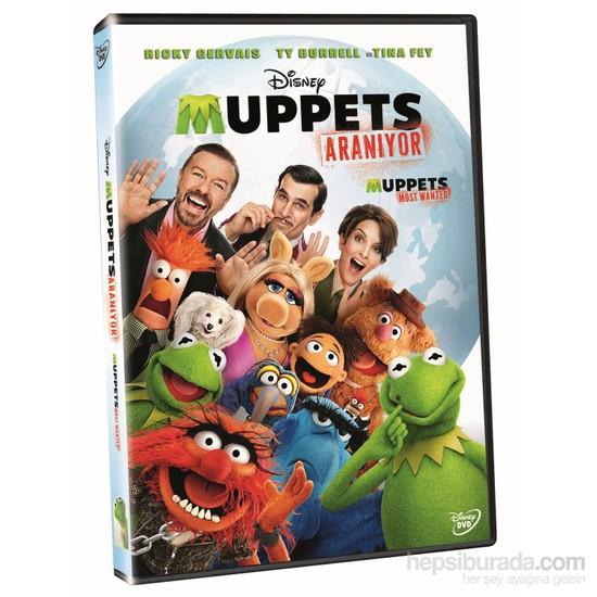 Muppets: Most Wanted (Muppets Aranıyor) (DVD)