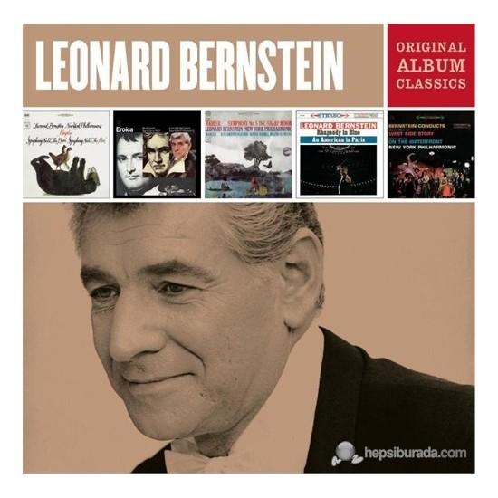 Leonard Bernstein - Original Album Classics (5 CD)