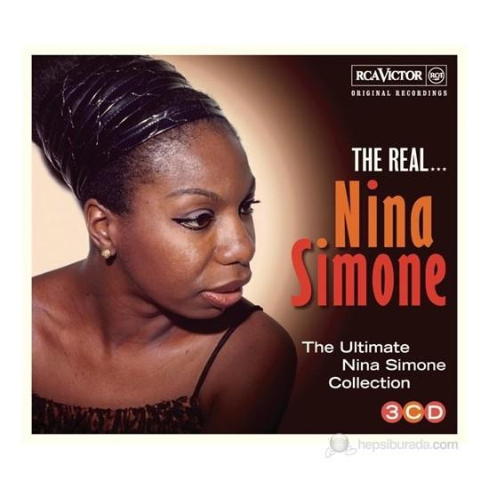 Nina Simone – The Real Nina Simone (3 Cd)