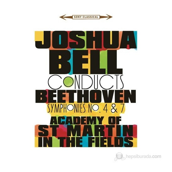 Joshua Bell - Beethoven Symphonies 4&7 (CD)