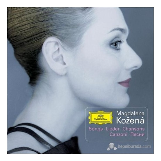 Magdalena Kozena - Songs