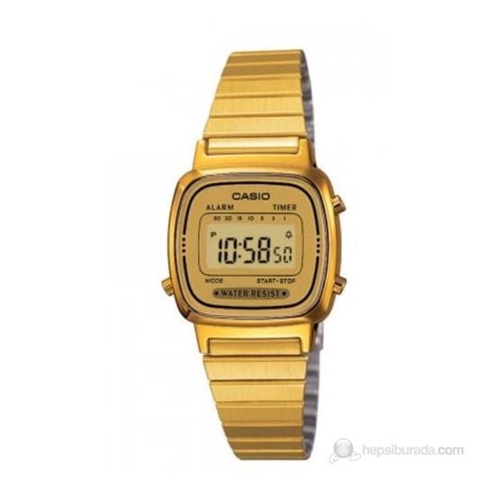 Casio LA670WGA-9DF Digital Kadın Kol Saati