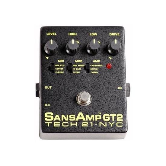 Tech 21 SansAmp GT-2 Efekt Pedalı