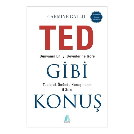 Ted Gibi Konuş - Carmine Gallo