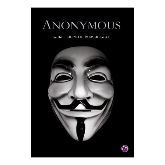 Anonymous - Sanal Alemin Korsanları-Kolektif