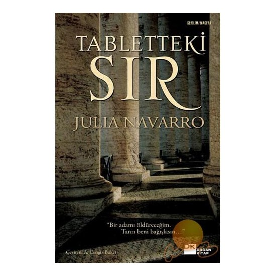 Tabletteki Sır-Julia Navarro