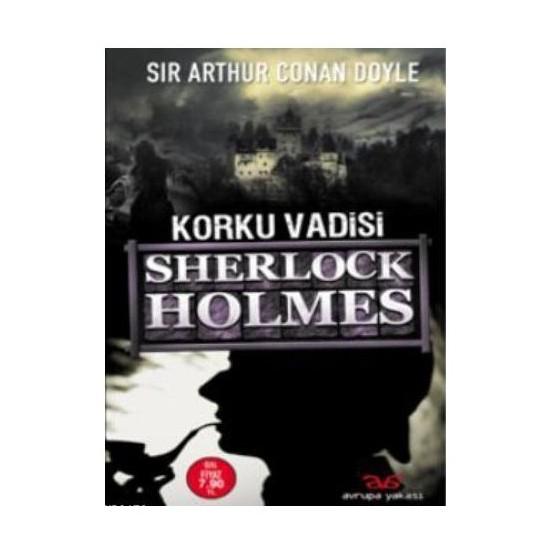 Korku Vadisi - Sherlock Holmes (Cep Boy) - Sir Arthur Conan Doyle