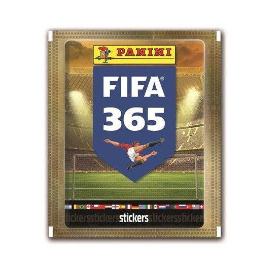 Panini Fifa 365 Çıkartma Tekli Paket