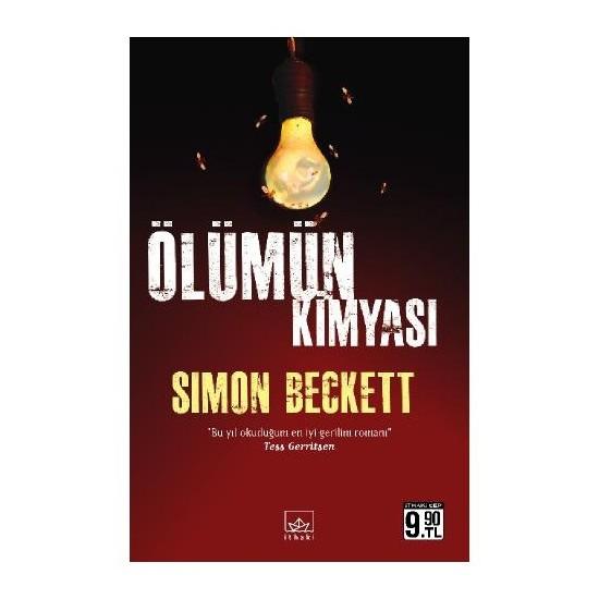 Ölümün Kimyası (Cep Boy) - Simon Beckett