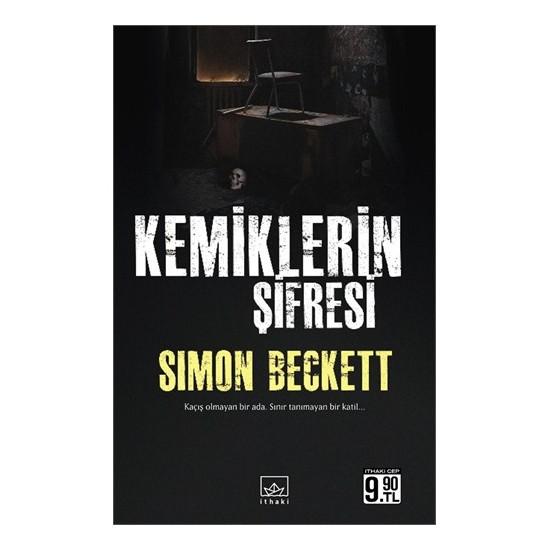 Kemiklerin Şifresi (Cep Boy) - Simon Beckett