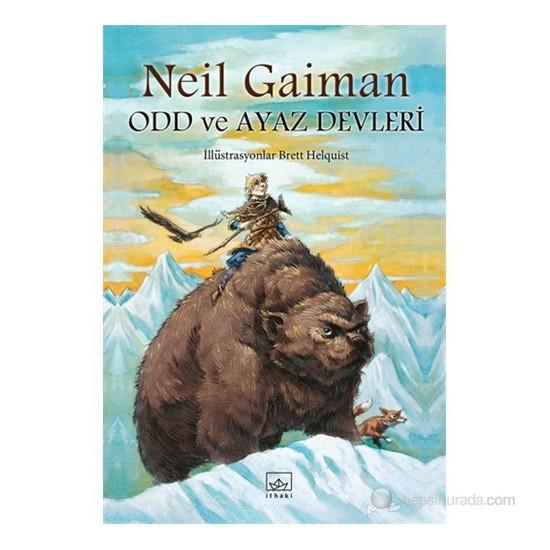 Odd Ve Ayaz Devleri-Neil Gaiman