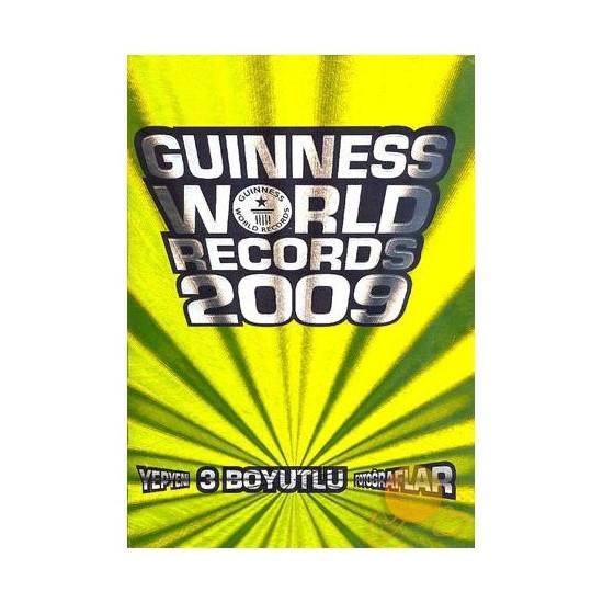 Guinness World Records 2009 (Türkçe)